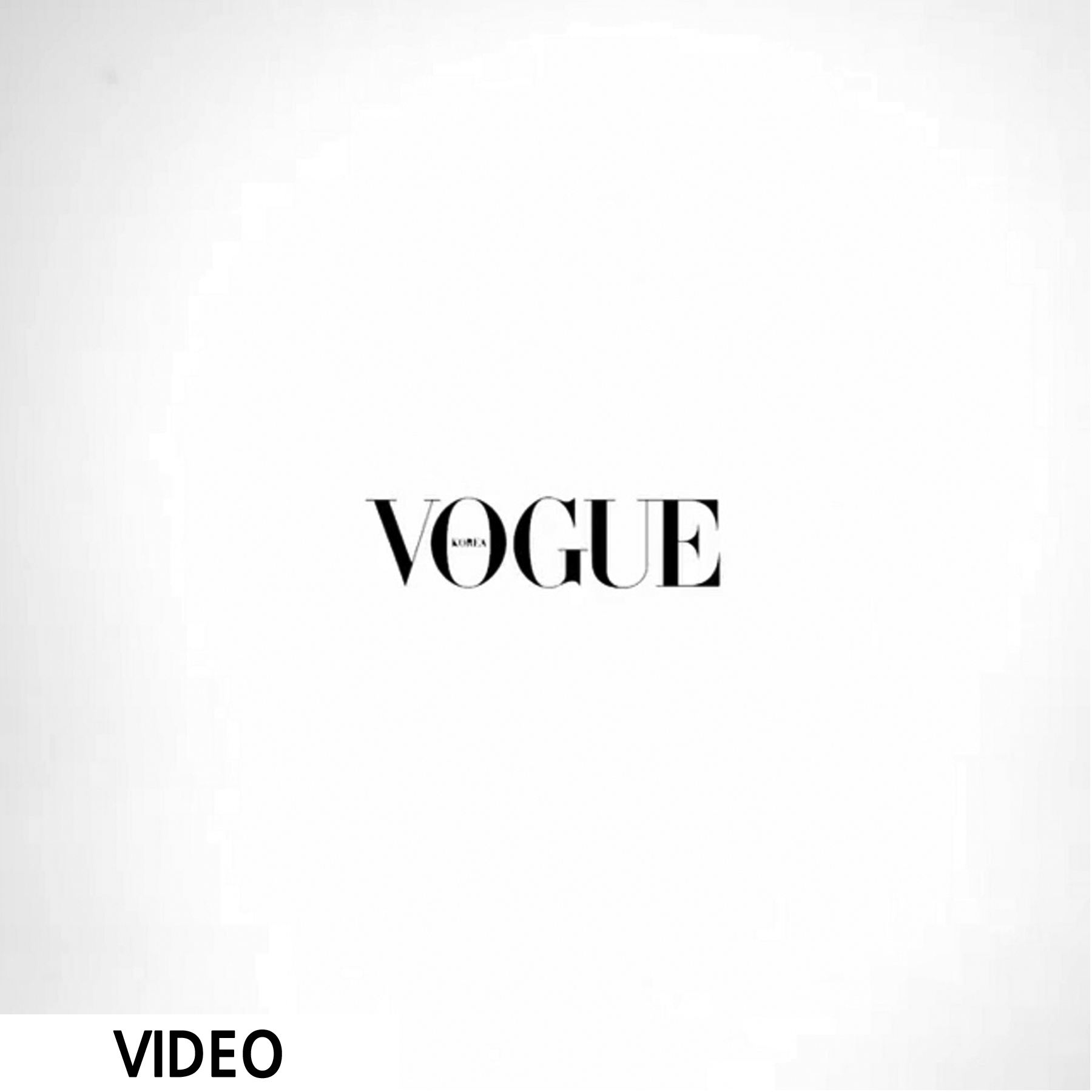 VOGUE 매거진 X 입생로랑 영상 with TOYKEAT
